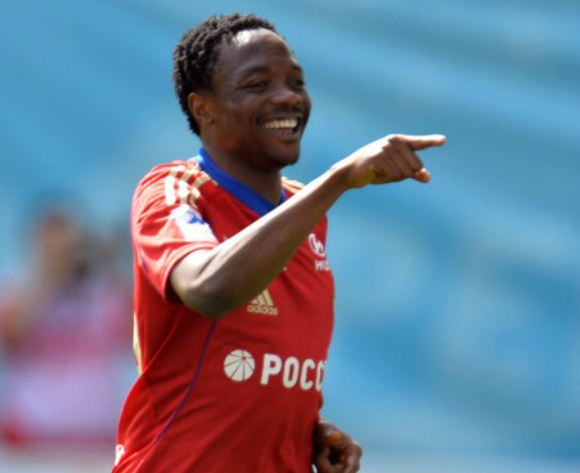 Ahmed Musa joins CSKA Moscow on loan