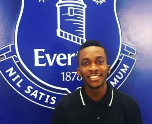 Henry Onyekuru returns to Everton following injury