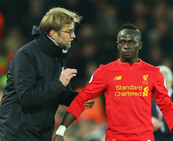 Senegal's Mane highlights similarities between Cisse & Klopp
