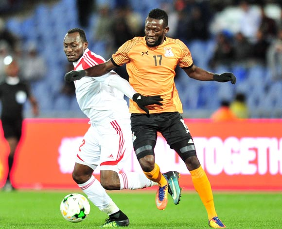 Aggrey Chiyangi upset with Zambia's failure to beat Sudan