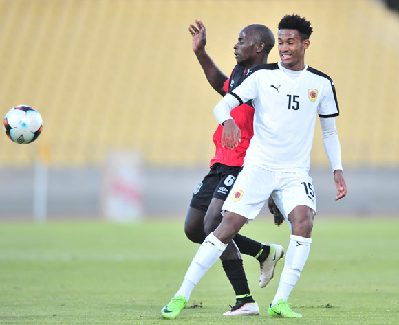 Angola clash with Burkina Faso in Group D opener