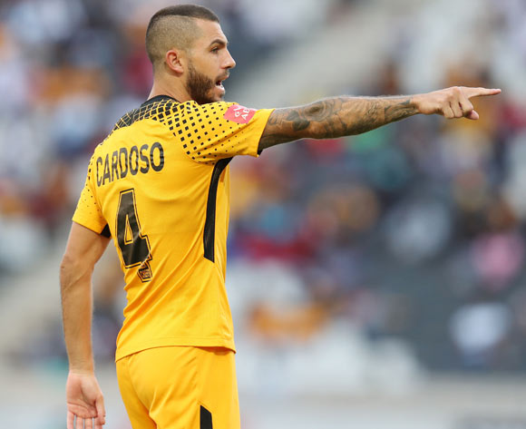 Daniel Cardoso of Kaizer Chiefs during the Absa Premiership 2017/18 match between Supersport United and Kaizer Chiefs at Mbombela Stadium, Mpumalanga South Africa on 06 January 2018 ©Muzi Ntombela/BackpagePix