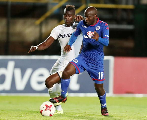 Aubrey Modiba takes SuperSport to victory