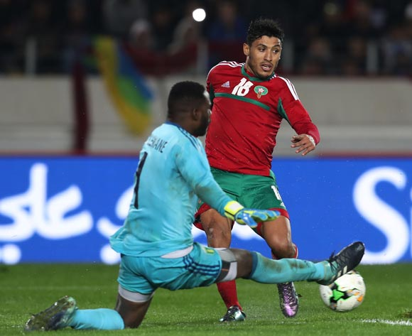 Guinea eye Morocco scalp in Casablanca