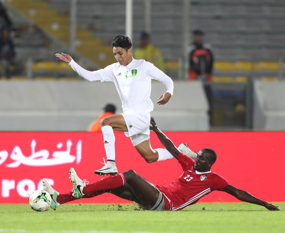 Mauritania and Guinea fight for pride in Marrakech