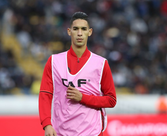 Egyptian giants keen on Morocco's CHAN captain