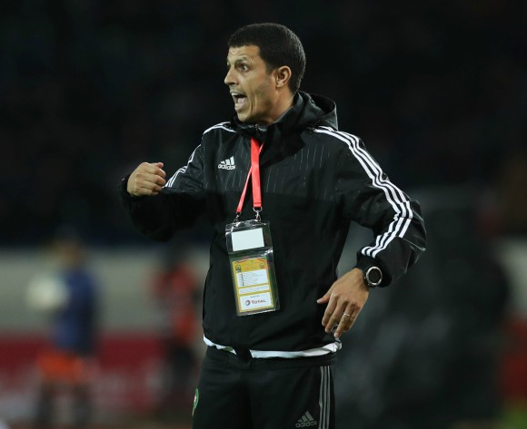 We must keep our feet on the ground - Morocco coach