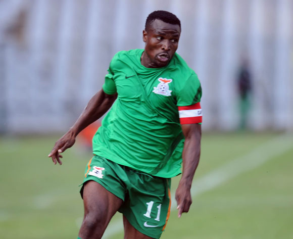 Chris Katongo wishes Zambia best of luck in CHAN