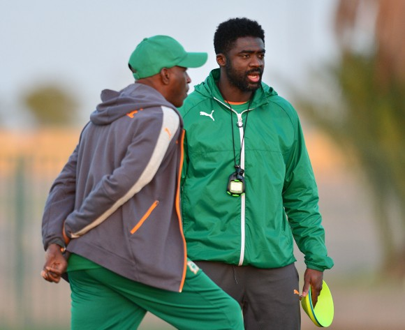 Cote d'Ivoire coach Ibrahim Kamara: Zambia will upset many at CHAN