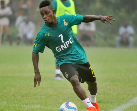 Ghana's Latif Blessing keen on switching to USA