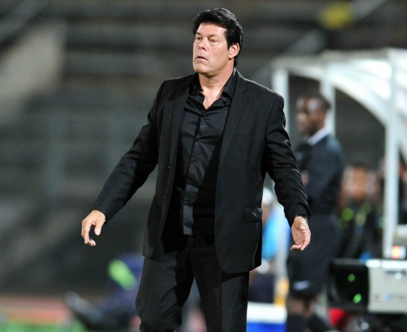 Luc Eymael gunning for top eight in South African PSL with Free State Stars