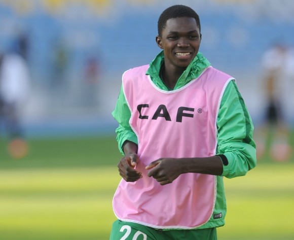 Yusuf backs 15-year-old Nigerian starlet at 2018 CHAN
