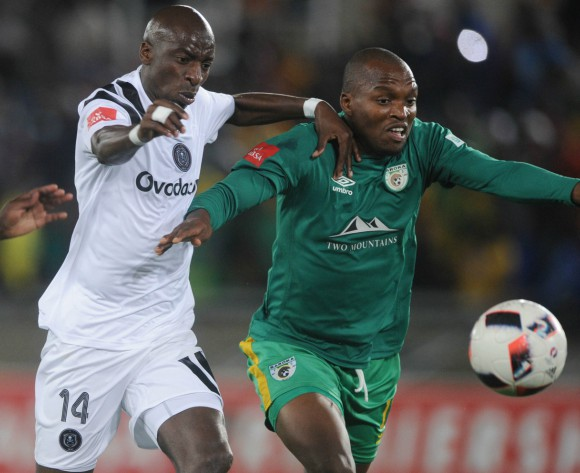 Arrows, Baroka play to thrilling stalemate