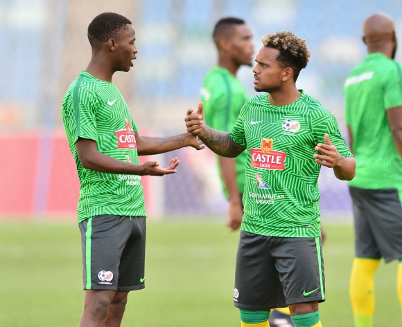 Surprisingly South African Phakamani Mahlambi not part of Egyptian side Al Ahly's Champions League squad