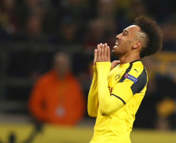 Arsenal, Dortmund close to agreeing Aubameyang fee