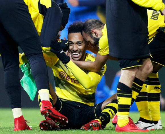 PLAYER SPOTLIGHT: Pierre-Emerick Aubameyang - Arsenal close in on Gabon speedster