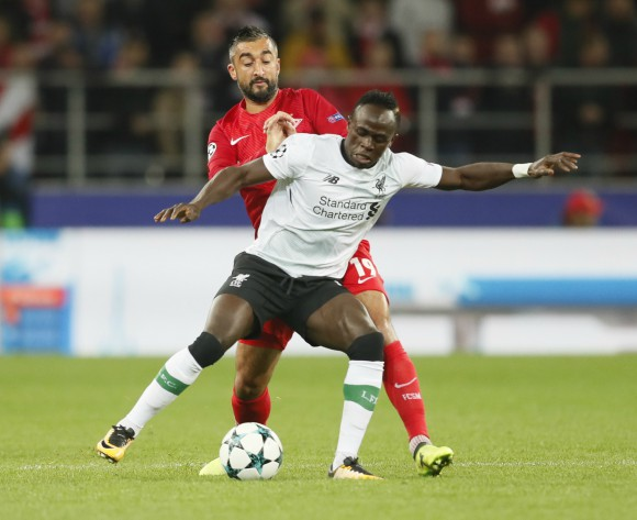 Liverpool Manager Jurgen Klopp: Sadio Mane is a world class player