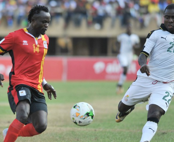 Uganda president Yoweri Museveni urges the Cranes to focus on CHAN 2018