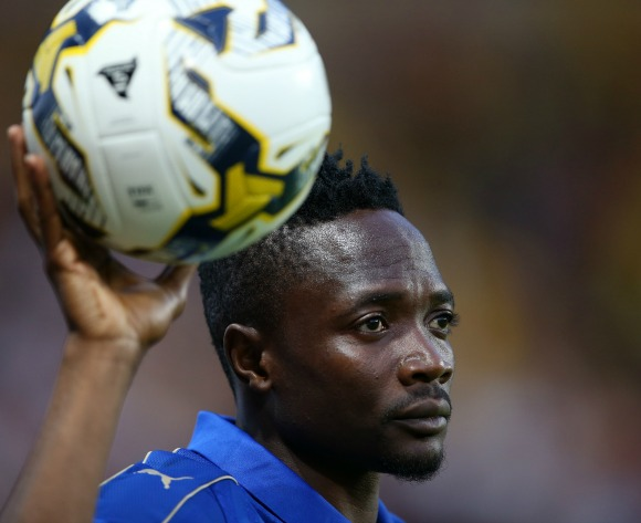 Nigeria and Leicester City striker Ahmed Musa not going to Turkey