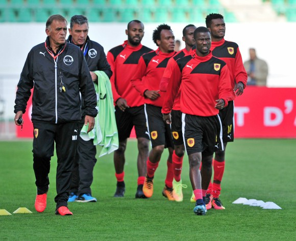 Angolan FA suspends seven Agosto players for CHAN absence