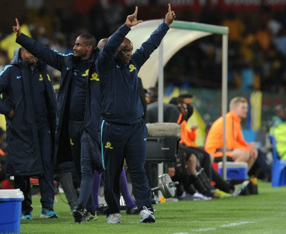 Sundowns coach Mosimane not underestimating Orlando Pirates