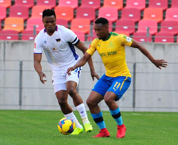 Sibusiso Vilakazi expects tough match against Stars
