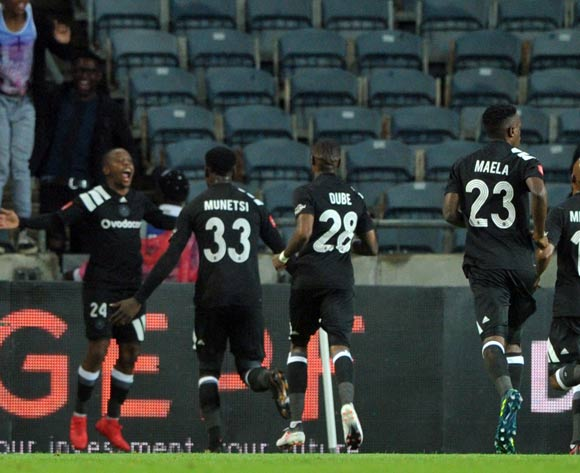Orlando Pirates edge out Maritzburg United