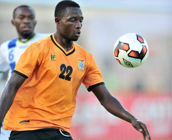 Zambian star Mwila close to joining Bildcon FC