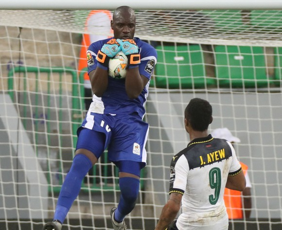 Denis Onyango eyeing AFCON qualification under Desabre