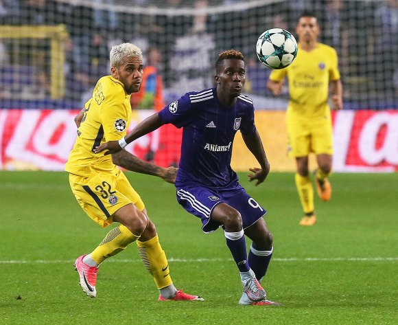 Henry Onyekuru wins Most Promising award in Belgium