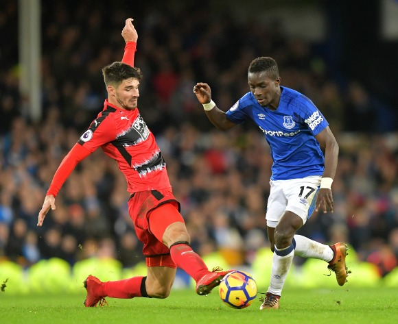 PLAYER SPOTLIGHT: Idrissa Gueye - The Senegal star sits second in the tackling statistics