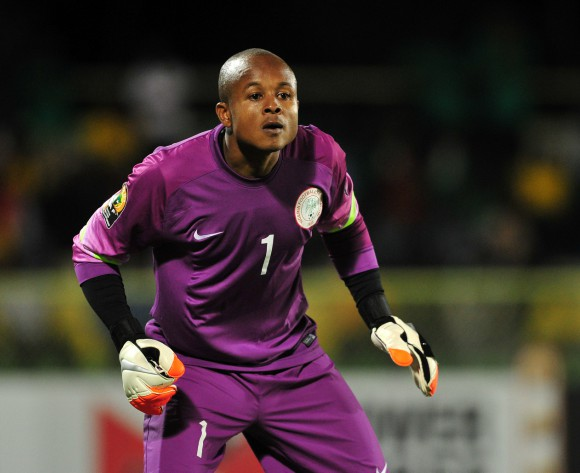 Nigeria's Ikechukwu Ezenwa returns to training in preparation for FIFA World Cup
