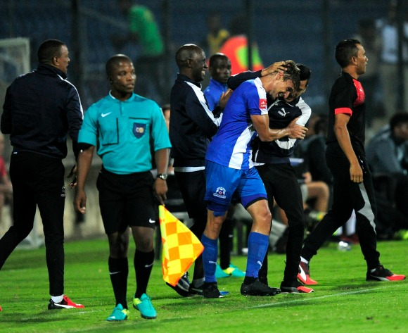 Fileccia fires Maritzburg United past Platinum Stars