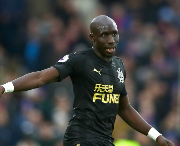Senegal's Diame named Newcastle United Player of the Month