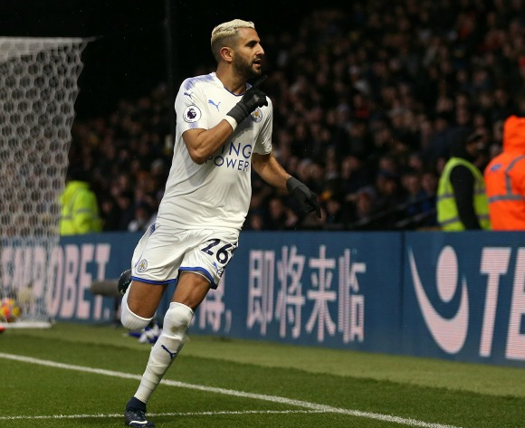 Riyad Mahrez: I will give my all for Leicester