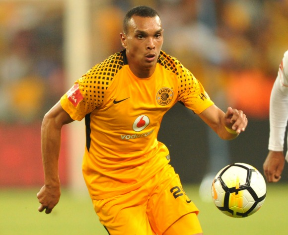 Ryan Moon praising Kaizer Chiefs strike force