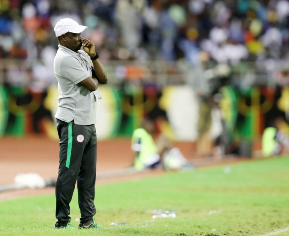 Nigeria coach Salisu blames CHAN final defeat on injuries to key players