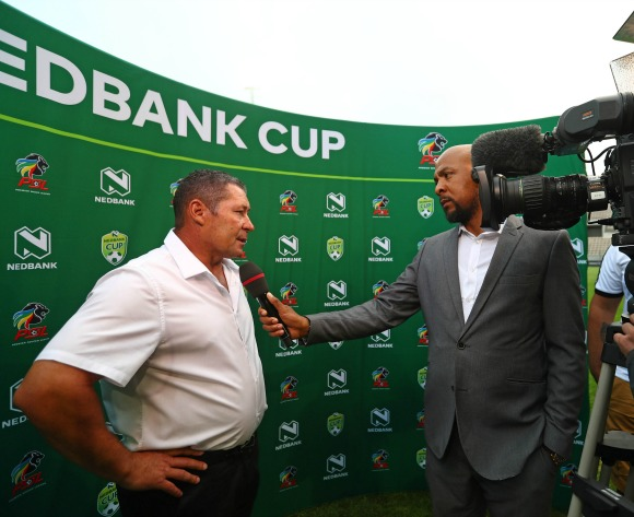 Stellenbosch coach welcomes Kaizer Chiefs cup draw