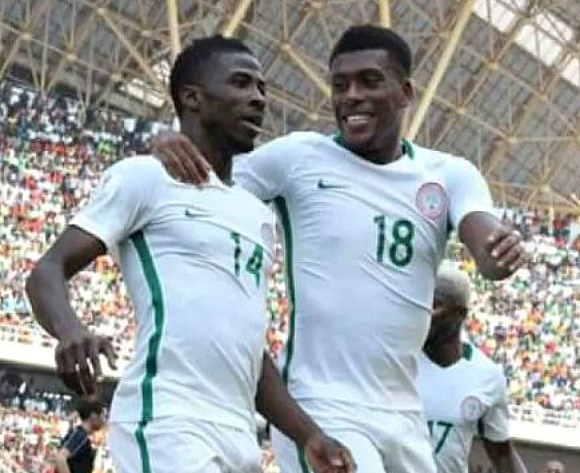 Nigeria will beat Argentina again, says confident Alex Iwobi