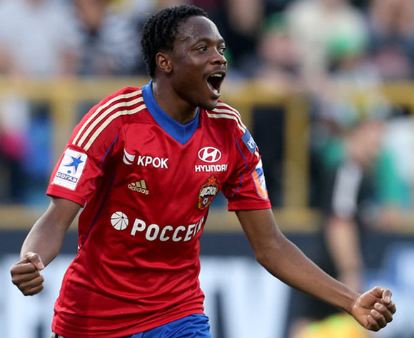 Nigeria's Musa hopes to end goal drought at CSKA Moscow