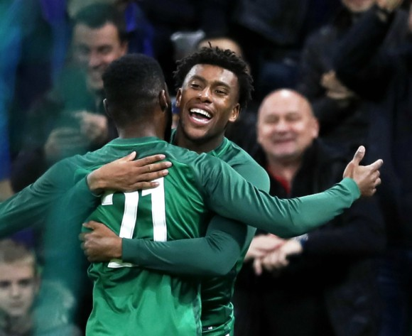 WORLD CUP FOCUS: Nigerian coach says the 4-2 win over Argentina won't count in Russia