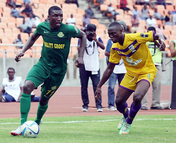 Young Africans land in Botswana ahead of CAF clash