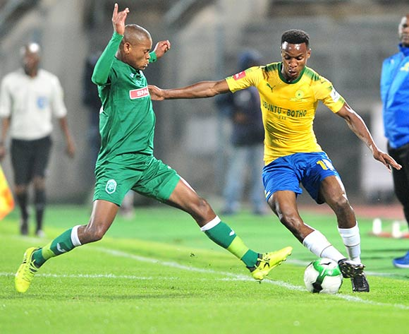 AmaZulu welcome log leaders Sundowns