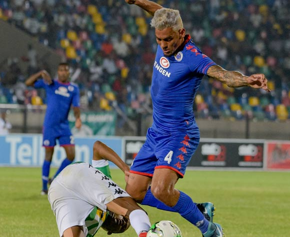 Confed Cup: SuperSport United 2-1 Petro de Luanda - Relive