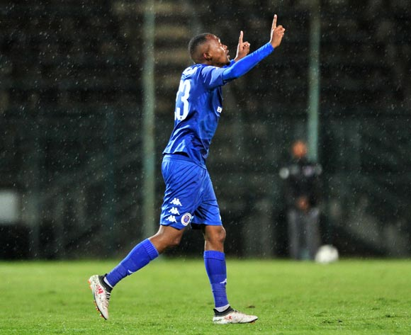 Thabo Mnyamane of Supersport United