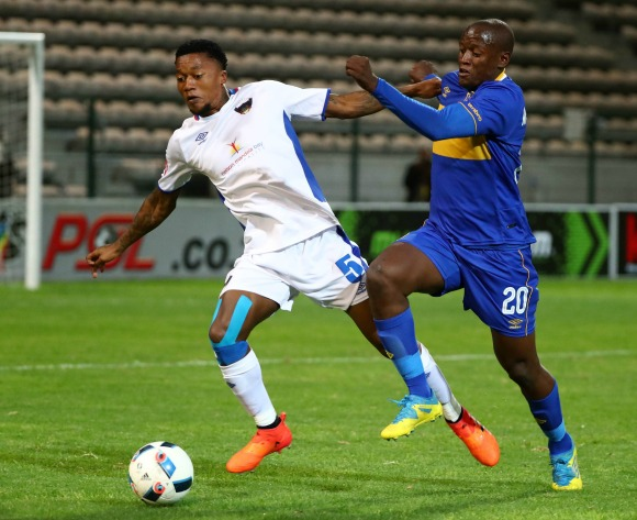 Cape Town City overcome Chippa United