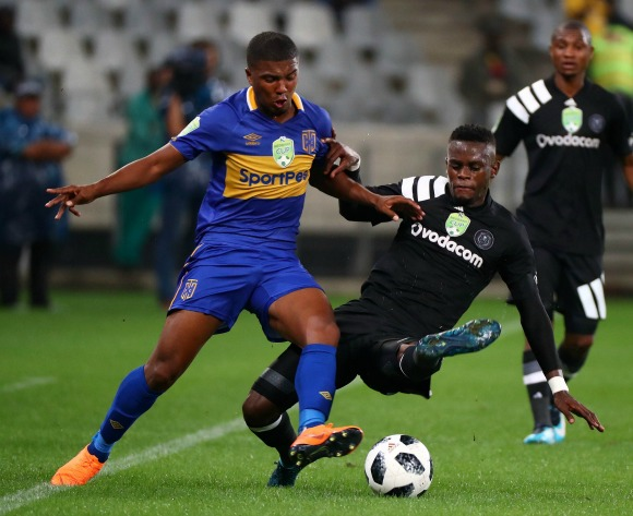 Orlando Pirates crash out of Nedbank Cup