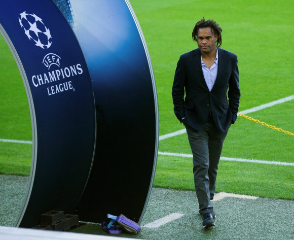 Nigeria will do great things in Russia, says ex-France star Karembeu