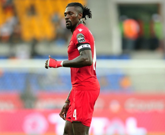 Emmanuel Adebayor to lead Togo against Cote d'Ivoire
