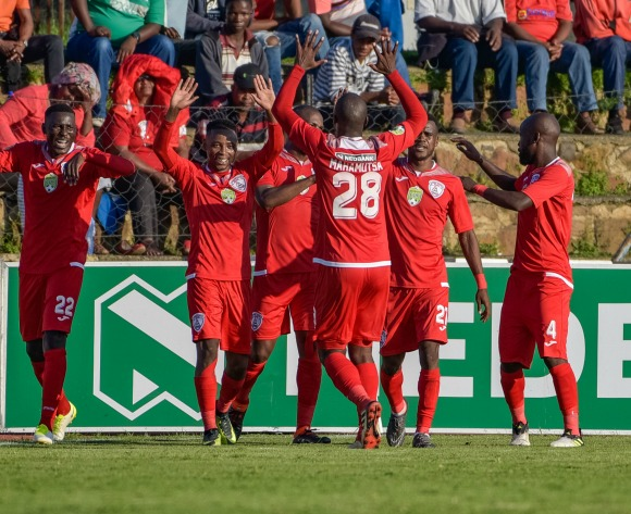 Chippa crash out of Nedbank Cup after late Keita goal